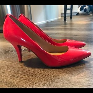 Michael Michael Kohl's heels